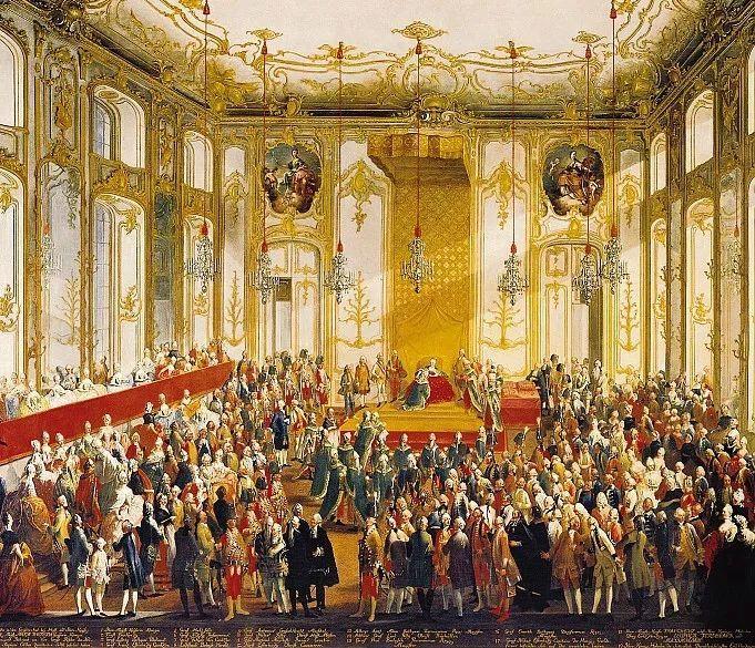 Vienna 维也纳瓷厂第二时期