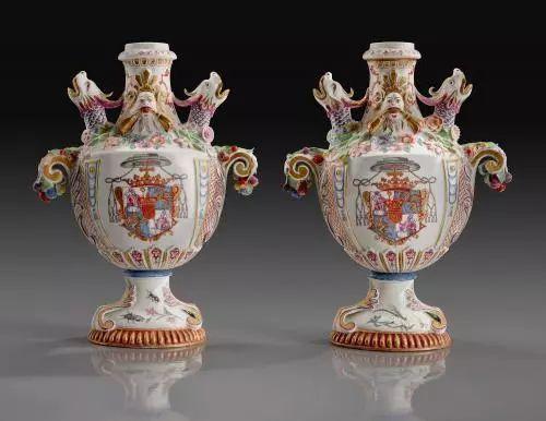 从没被说明白的传奇瓷厂Vienna维也纳(二)